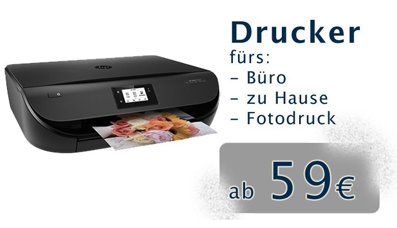 Drucker ab 59€